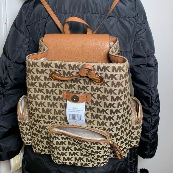 Michael Kors Handbags - MICHAEL Kors Abbey Backpack